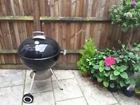 Brand New (Unused) Weber 57cm BBQ