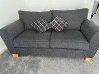 SCS 2 Seater Harry sofas (x2)