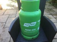 Empty flo gas 11kg gas bottle £10