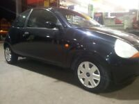 FORD KA ONLY 75000 MILES 2003 AIR CON PAS EW EM 45 MPG NICE SMALL HATCH 550 !