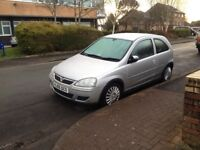 Vauxhall. Corsa 2006 Spares Or repairs