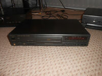 Technics CD Player with Remote Control