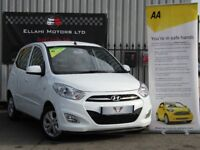Hyundai i10 1.2 Active 5dr, 1 Lady owner from new + Fsh