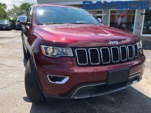 2017 Jeep Grand Cherokee Limited   4X4   BLUETOOTH
