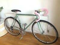 Classic Carlton Vintage Road Bike 51cm - Loads of New Parts