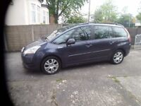Automatic Diesel Citroen C4 grand picasso 7 seater.