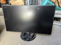 "Viewsonic VA2719-sh 68.6 cm (27"") 1920 x 1080 pixels Full HD LED Black monitor"