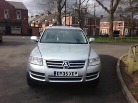 VW TOUAREG £6250