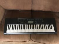 Casio CTK2300AD keyboard black