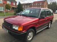 1997 Range Rover 2.5 DSE Automatic Lovely Car £1395!