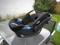 Rear facing baby car seat (from birth)