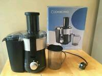 Cookworks KP 60PD Whole Fruit Juicer