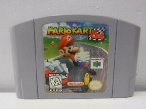 Mario Kart 64 Game Pak for N64! - We Buy and Sell Retro Video Games - 5804 - CH314404
