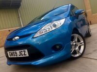 2009 Fiesta Zetec S 1.6Diesel,Full MOT,Full Ford History, 0 Owner,£20 A Year,In Mint Condition.