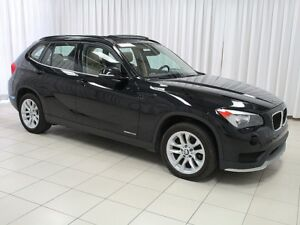 2015 BMW X1 28i x-DRIVE AWD SUV w/ HEATED SEATS, HEATED STEERI