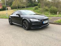 2016 AUDI TT ULTRA SPORT TDI 184 ....... CAT D ...... NAV , CRUISE , BANG OLSEN , HEATED SEATS