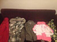 Ladies clothing bundle size 10 12 14 job lot over 40 items