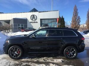 2015 Jeep Grand Cherokee SRT 1 OWNER CLEAN CARPROOF NO ACCIDENT