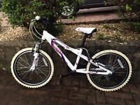 Dawes Redtail Girls Bike