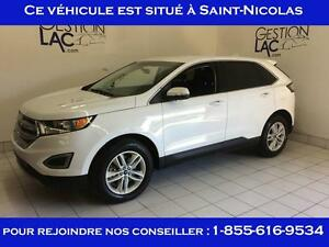 Ford Edge Awd V6 Cuir Sel, Traction Intégrale V6 Cuir 2016