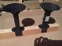 DIY Loft Storage Stilts for 200mm Loft Insulation