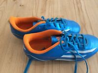 KIDS' ADIDAS FOOTBALL BOOTS SIZE 1.5