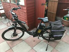 Wisper 705 classic electric bike