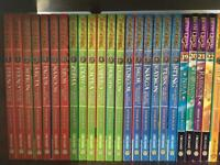 66 Adam Blade Beast Quest books