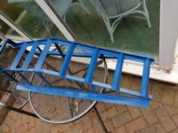 Steel Car Ramps 2 tonne rated