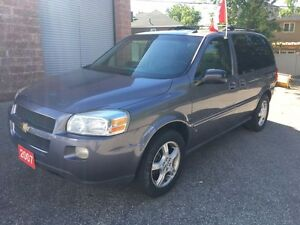 2007 Chevrolet Uplander NO ACCIDENT - SAFETY & E-TESTED