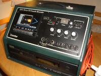 COOMBER STEREO/ CD/ cassette recorder
