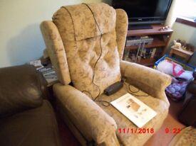 Lift & Recline Cosi Chair.