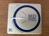 Sony MD Walkman Portable MiniDisc Player MZ-E60