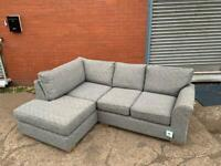 PENDING Absolutely Gorgeous Grey NEXT corner sofa RRP £1750 Delivery 🚚 sofa suite couch furniture