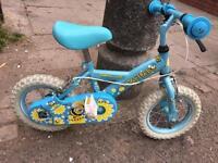 Apollo girl bike 12 inch