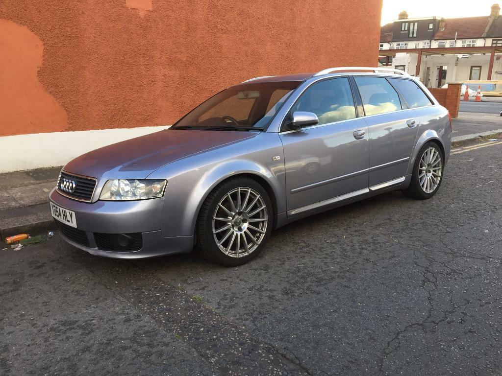 2004 audi a4 b6 1 9 tdi avant sport 6 speed manual 18 dtm alloys leathers akoya silver in. Black Bedroom Furniture Sets. Home Design Ideas