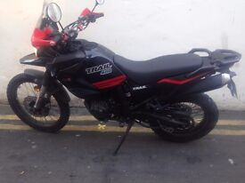 WK Trail 400cc Motorcycle