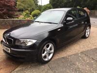 BMW 116d 2 door 1yr MOT £30 per year Road Tax