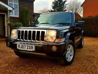 2007 JEEP COMMANDER 3.0