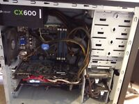 Selling already built PC in great condition, no faults