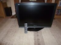 "Panasonic 26"" tv"