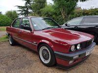 BMW E30 320I BEAUTIFUL CLASSIC F REG