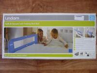 Lindam Safe & Secure Soft Folding Bed Rail