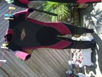 MENS WETSUIT USED