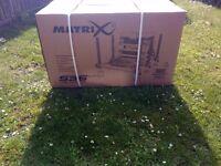 matrix s36 lime seat box