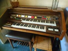 2 organs FREE TO COLLECTOR!