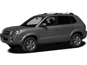 2009 Hyundai Tucson GL V6 ACCIDENT FREE & BC OWNED