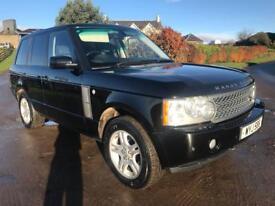 Range Rover vogue 3.0 diesel 109000 excellent condition