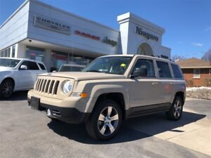 2017 Jeep Patriot HIGH ALTITUDE,LEATHER,SUNROOF,NAV,4X4