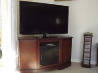 Entertainment unit regency mahogany